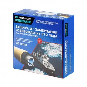 Обогрев трубопроводов «Теплый пол №1» Ice Free I-30-005-1 ➦