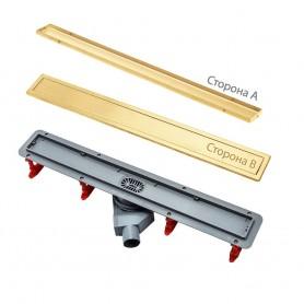 Душевой лоток Pestan Confluo Premium Gold Line 650 ➦