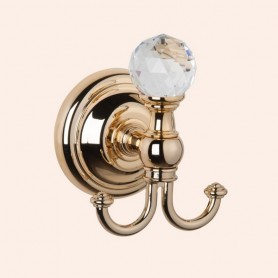 Крючок Tiffany World Crystal TWCR016oro, цвет: золото ➦ Vanna-retro.ru