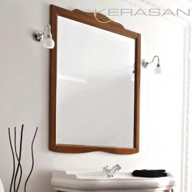 Зеркало в деревянной раме Kerasan Retro 7345