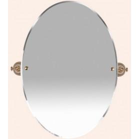 Зеркало Tiffany World, TWHA021br, цвет держателя бронза. -