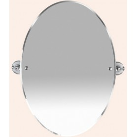 Зеркало Tiffany World, TWHA021cr, цвет держателя хром -