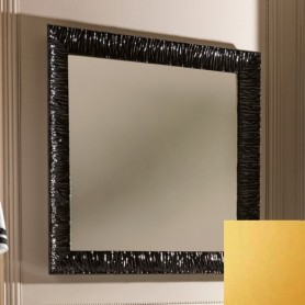 Зеркало Kerasan Retro 736403, рама в цвете золото ➦ Vanna-retro.ru