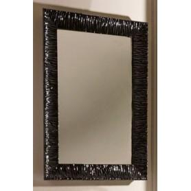 Зеркало Kerasan Retro 736501 рама в черном цвете