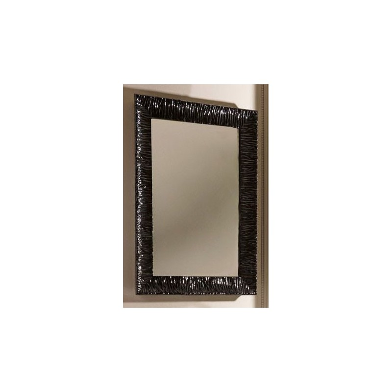 Зеркало Kerasan Retro 736501 рама в черном цвете -