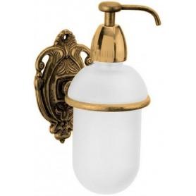 Дозатор мыла Art Max Impero AM-1705-Do-Ant цвет античное золото ➦ Vanna-retro.ru