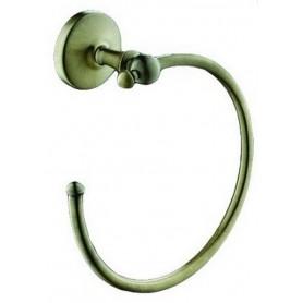 Полотенцедержатель кольцо Art Max Antic AM-2680Q цвет бронза