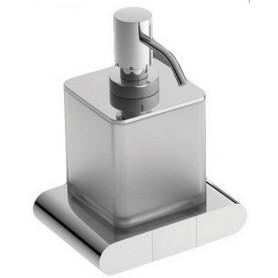 Дозатор жидкого мыла Art Max Platino AM-3998AL цвет хром ➦ Vanna-retro.ru