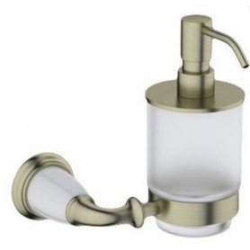 Дозатор жидкого мыла Art Max Bianchi AM-3698AW-Br цвет бронза ➦ Vanna-retro.ru