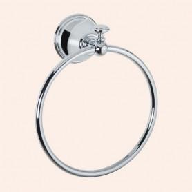 Кольцо Tiffany World Harmony TWHA015, цвет: хром -