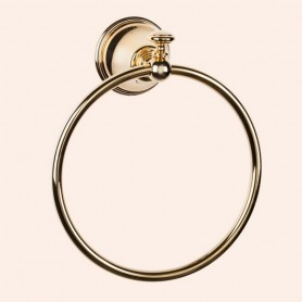 Кольцо Tiffany World Harmony TWHA015, цвет: золото -