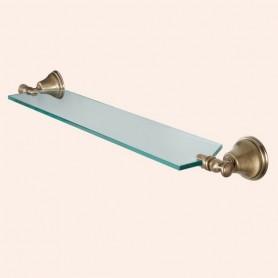 Полка 71 см Tiffany World Harmony TWHA018, цвет: бронза -