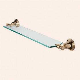 Полка 71 см Tiffany World Harmony TWHA018, цвет: золото -