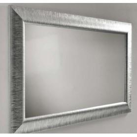 Зеркало Eban Anastasia FCRAN090-A цвет серебро 90х70 ➦ Vanna-retro.ru