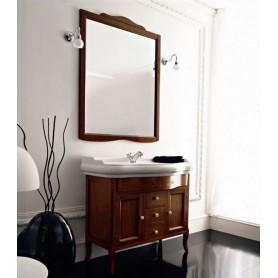 Мебель для ванной Kerasan Retro 7347 (цвет орех) ➦ Vanna-retro.ru