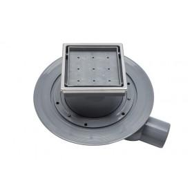 Трап водосток Pestan Confluo Standard Dry 1 Ceramic 100*100