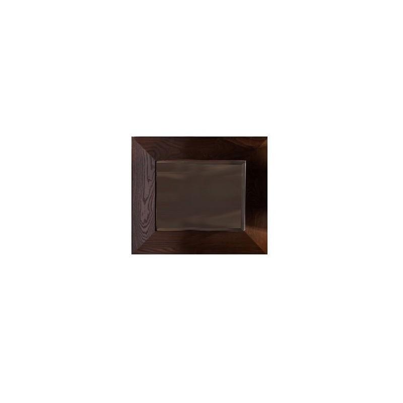 Зеркало в деревянной раме Kerasan Bentley 917947 цвет темный