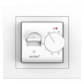 Терморегулятор Shtein Thermostat SТ 300 белый ➦ Vanna-retro.ru