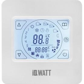 Терморегулятор IQ Watt Thermostat TS белый ➦ Vanna-retro.ru