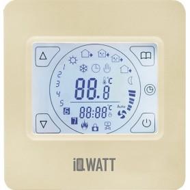 Терморегулятор IQ Watt Thermostat TS слоновая кость ➦