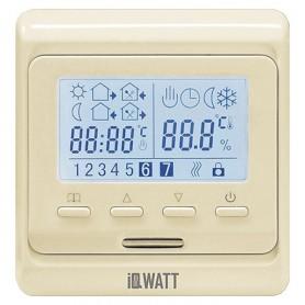 Терморегулятор IQ Watt Thermostat P ➦ Vanna-retro.ru