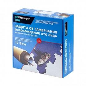 Обогрев трубопроводов «Теплый пол №1» Ice Free T-17-009-1 ➦