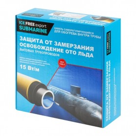 Обогрев трубопроводов «Теплый пол №1» Ice Free S-15-020-1 ➦