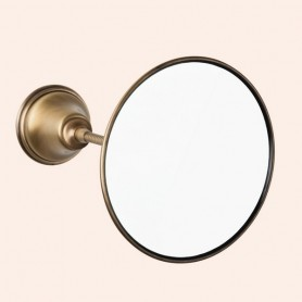 Зеркало Tiffany World Harmony TWHA025, цвет: бронза ➦ Vanna-retro.ru