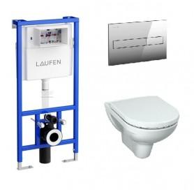 Инсталляция Laufen с унитазом Laufen Pro 8.2095.0.000.000.1 ➦