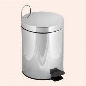 Ведро Tiffany World TWCV010-3, цвет: хром (3 литра) -