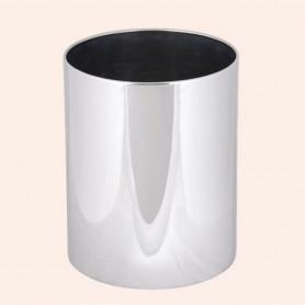 Ведро Tiffany World TWCV011-12.5, цвет: хром (12,5 литров) -