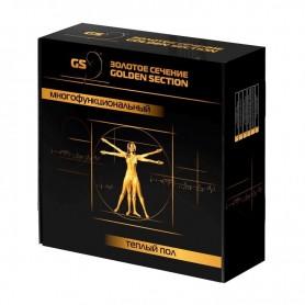Теплый пол «Теплый пол №1» Золотое сечение GS-1280-72 ➦