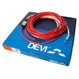 Теплый пол Devi Deviflex 10T 50 м: площадь обогрева 5 кв.м. ➦