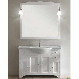 Мебель для ванной Eban Gemma 120 в цвете bianco decape
