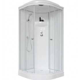 Душевая кабина Royal Bath RB 90HK6-WT 90 x 90 см ➦
