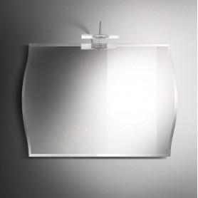 Зеркало Белюкс Бриз 90 со светильником