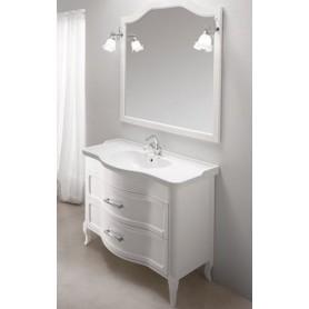 Мебель для ванной Eban Rachele 108 цвет bianco perlato FBSRC0105-BP