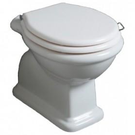 Приставной унитаз Simas Lante LA01 (канализация в пол)