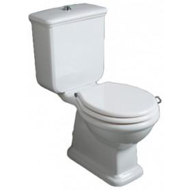 Напольный унитаз Simas Lante LA07 (канализация в пол)