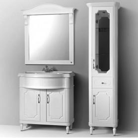 Мебель для ванной Белюкс Каталония 85 в белом цвете