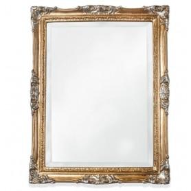 Зеркало Tiffany World, TW00262oro/arg, цвет рамы золото/серебро