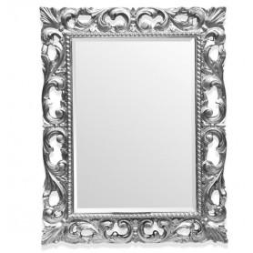 Зеркало Tiffany World, TW03427arg.brillante, цвет рамы глянцевое серебро