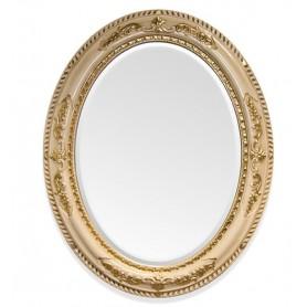 Зеркало Tiffany World, TW03529avorio/oro, цвет рамы слоновая кость/золото