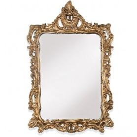 Зеркало Tiffany World, TW02002oro, цвет рамы золото. -