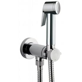 Гигиенический душ Bossini Paloma Flat Mixer Set E37011.030 (смеситель в комплекте)