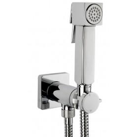 Гигиенический душ Bossini Paloma Cube Brass Mixer Set E38001.030 (смеситель в комплекте)