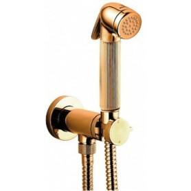 Гигиенический душ Nikita Mixer Set E37008.021 (смеситель в комплекте) золото