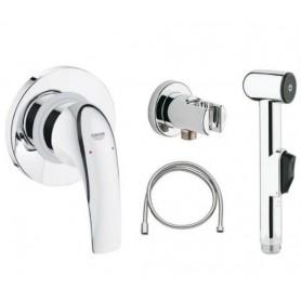 Гигиенический душ Bossini Nikita Mixer Set, E37008.030 (смеситель в комплекте)