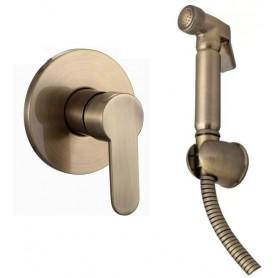 Гигиенический душ Ganzer 5202 со смесителем хром
