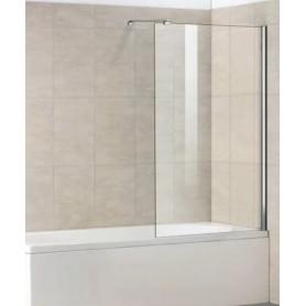 Шторка для ванны Weltwasser WW100 100G1-80 стекло прозрачное